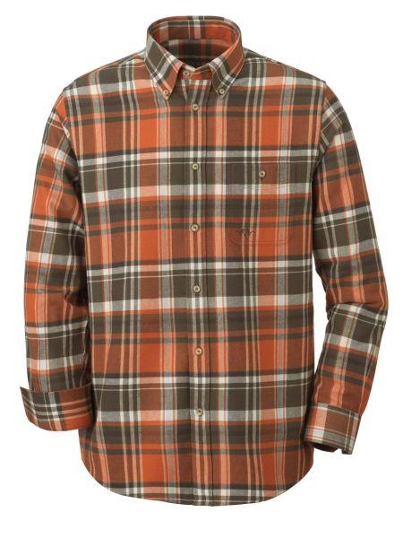 Hemd, Blaser Outfits, Blaser Hemd, Männerbekleidung, Hemd orange, Karohemd, Hemd kariert