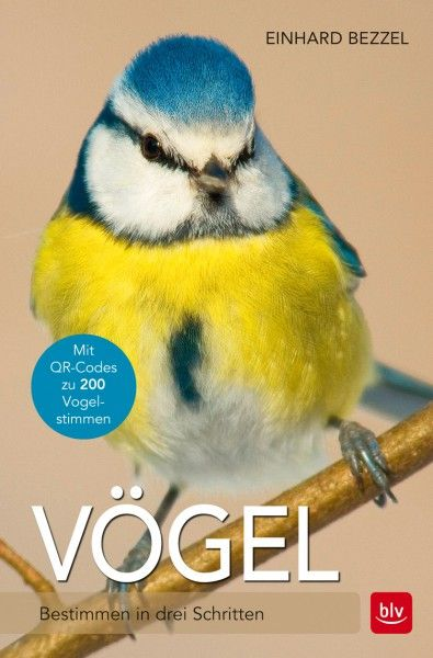 Bezzel, Vögel bestimmen in 3 Schritten, BLV Verlag, Bestimmungsbücher