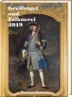Falken, Falknerei, 2019, Jahrbuch, Greifvögel