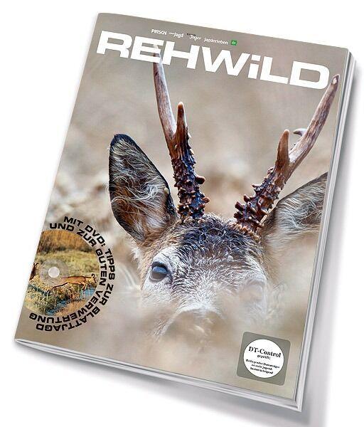 Sonderheft Rehwild, Jagdzeitschrift