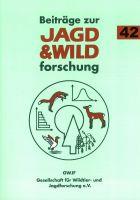 GWJF, Wildtierforschung, Jahrbuch