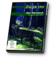 Jäger 1x1, Der, Hirschruf, DVD