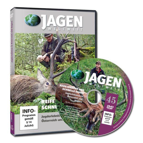 DVD, Jagen Weltweit,