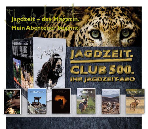 Jagdzeit, Jagdzeit International, Auslandsjagd, Abo
