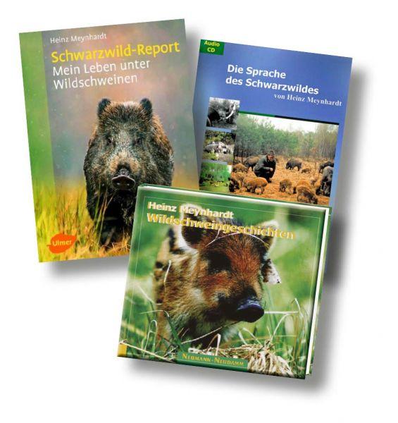 Schwarz,Wild,Schweine,Sauen,Wildschweine,Jagd,Jagen,Meynhardt,CD,Bonus,Praxis