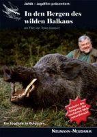 Ivanovic, In den Bergen des wilden Balkans, Treibjagd, Balkan, Bulgarien, DVD