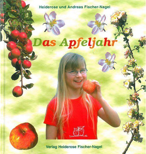 Apfel, Kinderbücher,. Kinder in der Natur