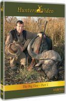 Hunters Video, The Big Five, DVD, Blue Ray, Auslandsjagd, Afrika, Großwildjagd, Safarijagd,