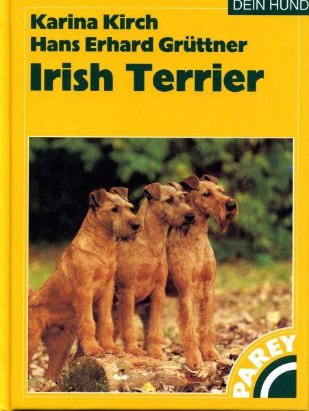 Irish Terrier, Hundebuch, Hunderassen