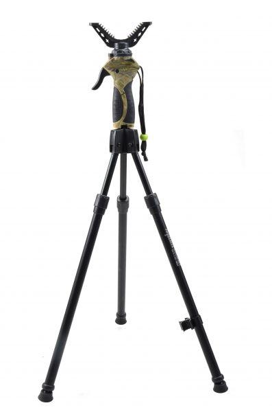 Zielstock, Dreibein, Trigger Stick, Fritzmann