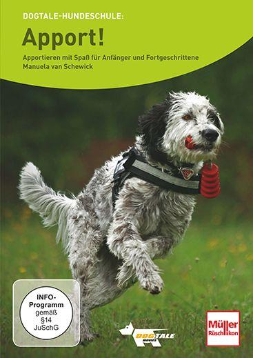 Schewick, APPORT!, DVD, Gehorsamtraining,
