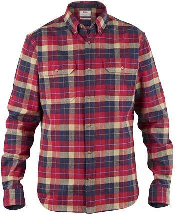 Fjällräven Singi Heavy Flannel Hemd