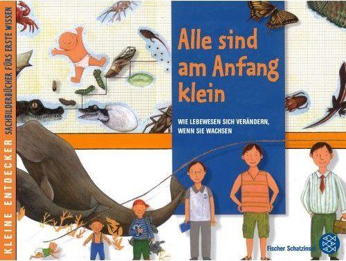 Kinderbücher, Naturbücher