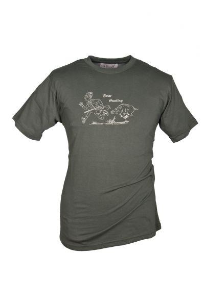 Hubertus, T-Shirt, Boar Hunting, Jagdbekleidung