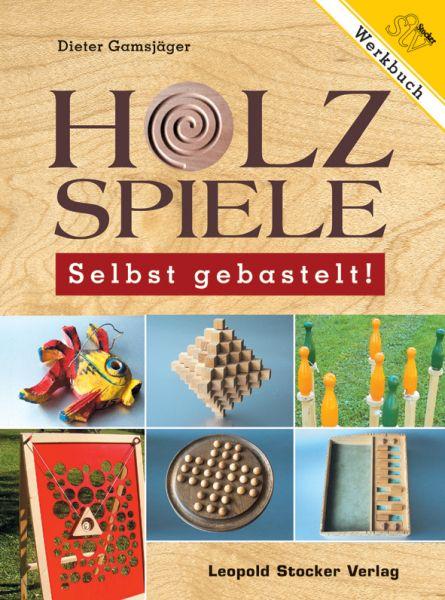 Gamsjäger, Holzspiele