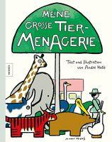 Helle, Meine große Tiermenagerie, Kinderbuch, Tierbuch