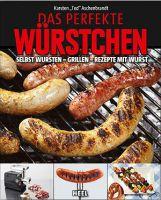Aschenbrandt, Das perfekte Würstchen, Heel Verlag, Kochbuch, Grillkochbuch, Grillen, Selber machen