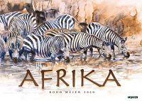 Kalender 2020 Bodo Meier Afrika, Jagdkalender