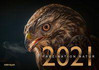 Kalender 2021 Faszination Natur, Jagdkalender 2021, Wild und Hund
