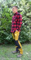 Marvin Flanell Hemd, Flanell Hemd, Deerhunter Hemd