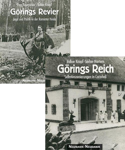 Göring, Reichsjägermeister