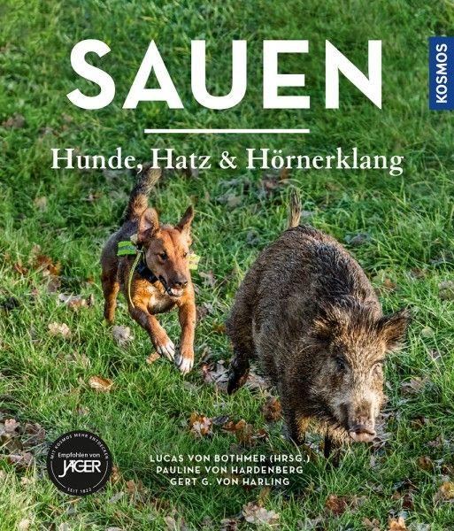 Saujagd, Schwarzwild, Bildband Sauen