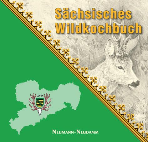 Wildkochbuch Sachsen, Wildkochbuch, Kochbuch