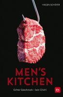 Kochbuch, Männerkochbuch, Men´s Kitchen, Heel Verlag