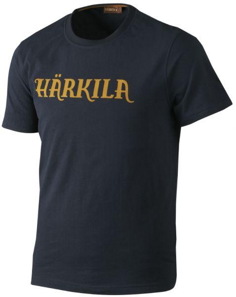 Logo T-Shirt, T-Shirt Herren, T-Shirt Härkila,