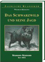 Kießling, Schwarzwild, Jagd