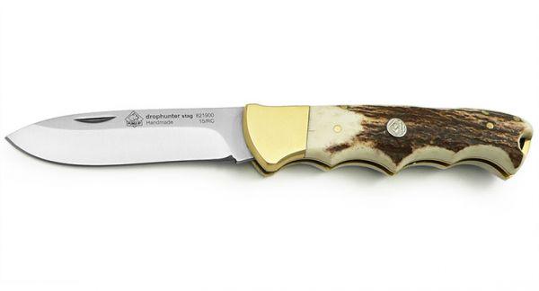 Puma,IP,Drophunter,Stag,Messer,Klinge,Griff,Kunststoff,Jagd,Natur