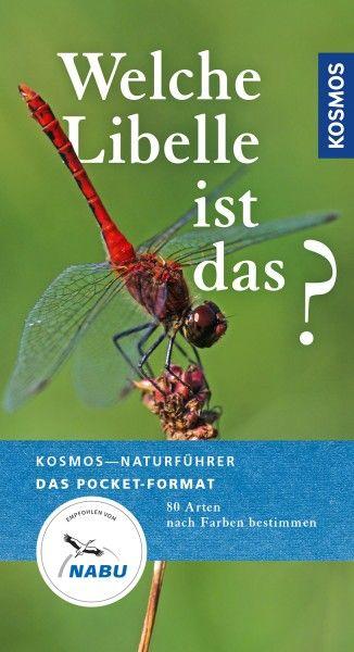 Libellen, Naurführer, Bestimmungsbücher