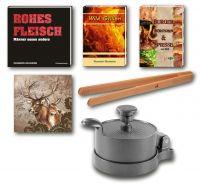 Grill Paket, Grillen, Grillbuch, Kochbuch,