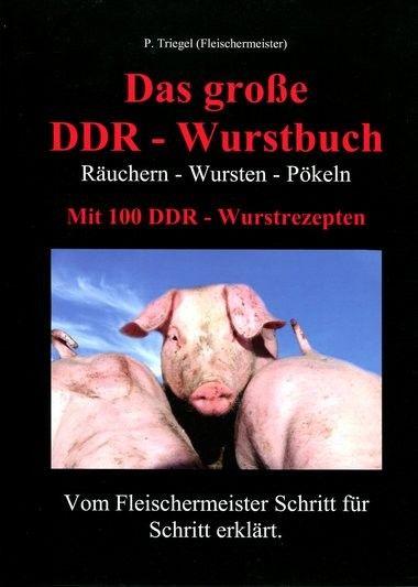 wursten, Wurstbuch, Wurst selber machen, Kochbuch