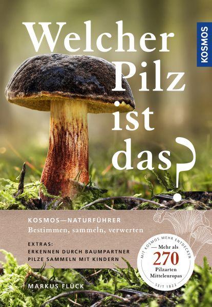 Pilze, Pilzbücher, Pilzbestimmung