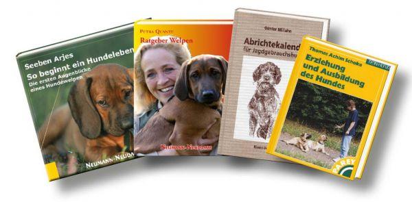 Rund,Um,Sorglos,Buch,Paket,Schnell,Hund,Jagd,Erfolg,Klein,Zucht,Ausbildung,Vierbeiner,Fell