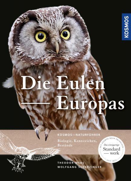 Mebs, Scherzinger, Eulen. Europa, Eulen Europas