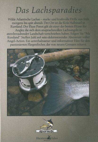 Hunters Video, Lachsparadies, DVD