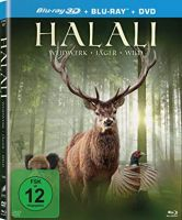 Halali, Film, Kinofilm, DVD, BluRay, 3D-Film, Jagdfilm