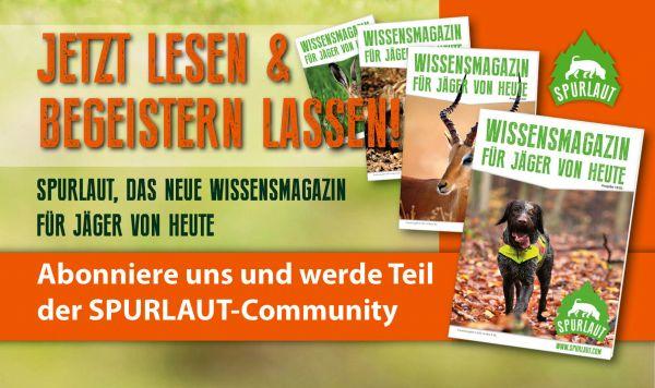 Jagdmagazin, Spurlaut