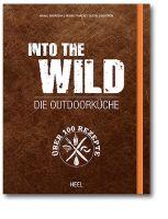 Einarrson, Into the wild, Kochbücher, Selbstversorgung, Outdoorküche