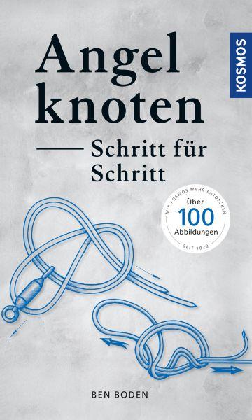 Angelknoten, Boden, Sachbuch Angeln, Anleitung Angelknoten