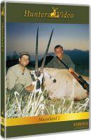 Hunters Video, DVD, Jagd in Massailand 2, Tansania, Massailand,