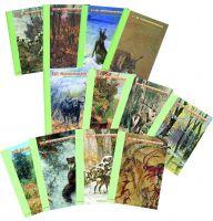 Paket,Neudammerin,Ausgaben,2010,2011,Jagd,Magazine,Neumann,Neudamm,