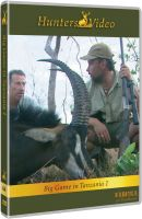 "Hunters Video, ""Big Game in Tansania I."", DVD, Auslandsjagd, Tansania, Afrika, Fußsafari"