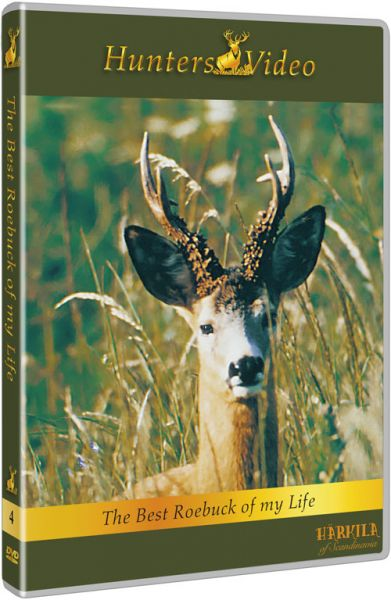 Hunters Video , Mein Lebensbock, DVD, Pirsch, Kapital Rehbock, Lebensbock