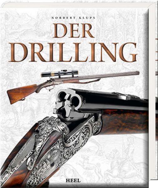 Klups, Drilling, Buch, Waffenbuch,