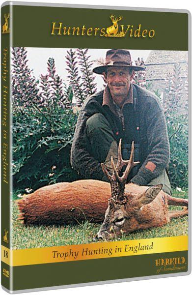Hunters Video, Die Geweihträger Südenglands, DVD, Kapitale Rehböcke, Damschaufler, Sikahirsche,