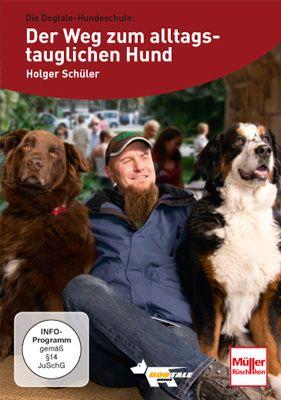 Schüler, Der. Weg, zum, alltagstauglichen, Hund, DVD, Dogtale