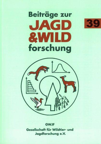 GWJF,Wildtierforschung, Jahrbuch